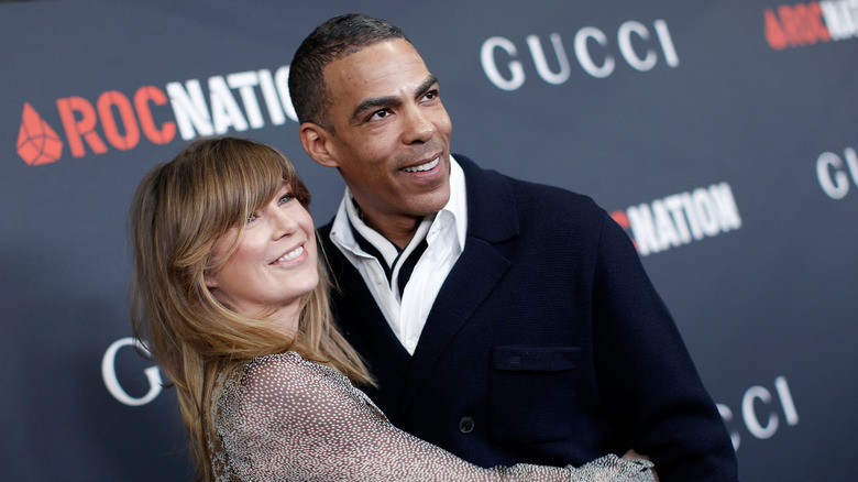 Ellen Pompeo husband Chris Ivery