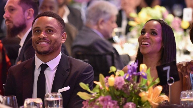 Kerry Washington husband Nnamdi Asomugha