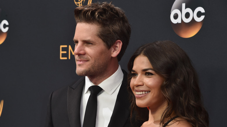 America Ferrera husband Ryan Piers Williams