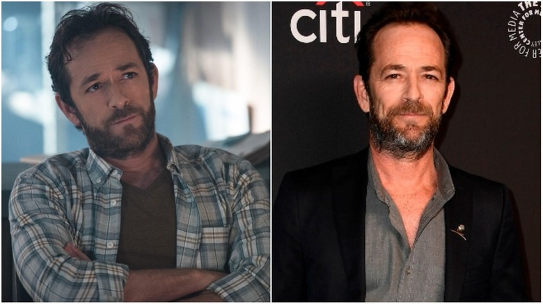 Riverdale age Luke Perry