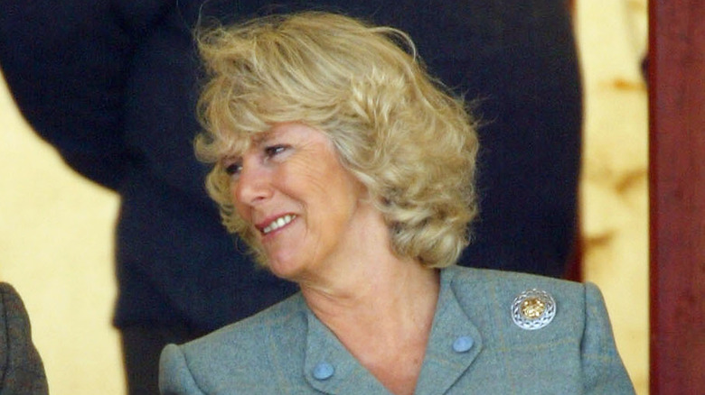 Camilla Parker Bowles without makeup