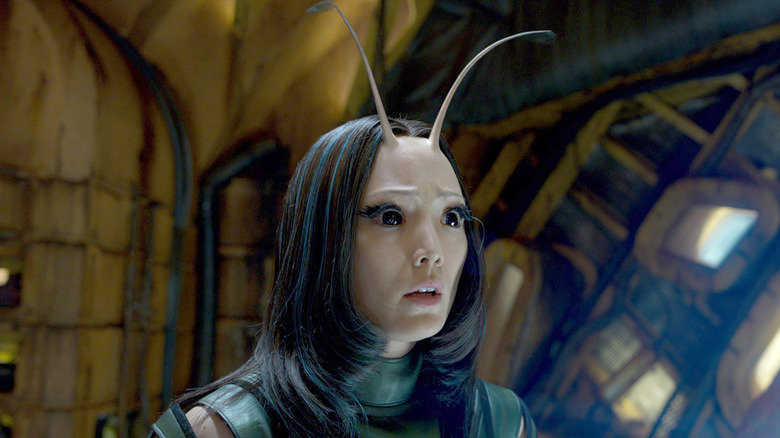 Pom Klementieff Mantis Guardians of the Galaxy Avengers MCU