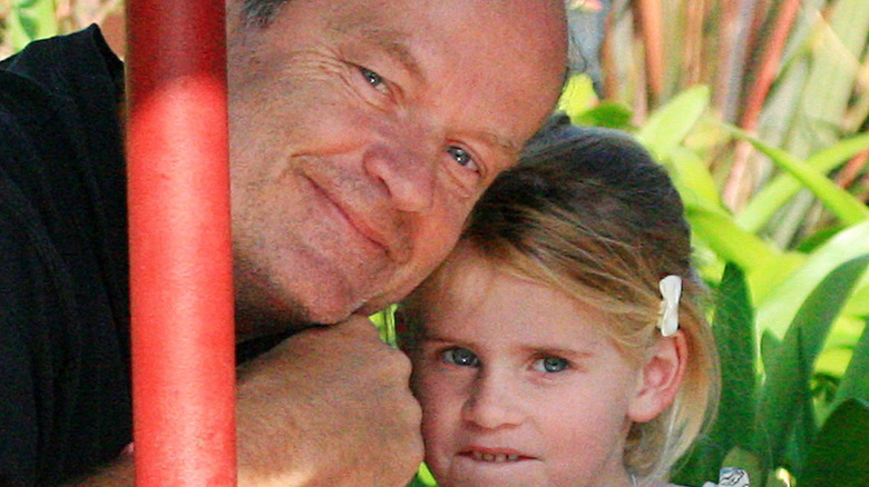Kelsey and Mason Grammer