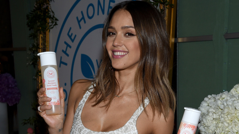 Jessica Alba side hustle The Honest Company