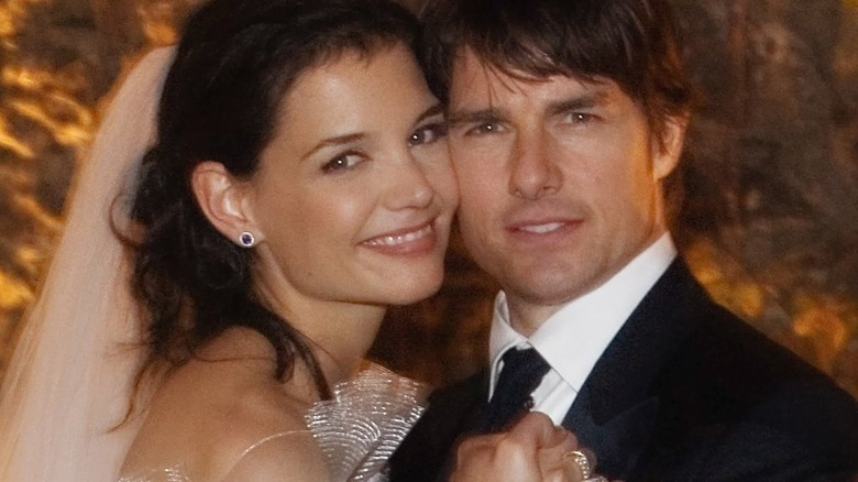 Tom Cruise and Katie Holmes wedding