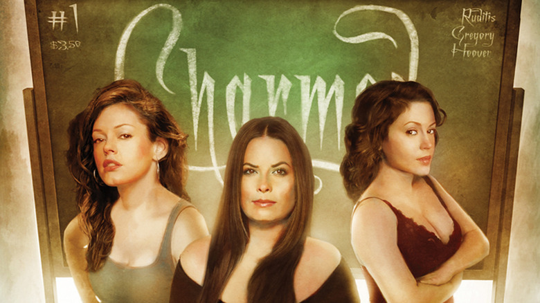 Charmed comics series