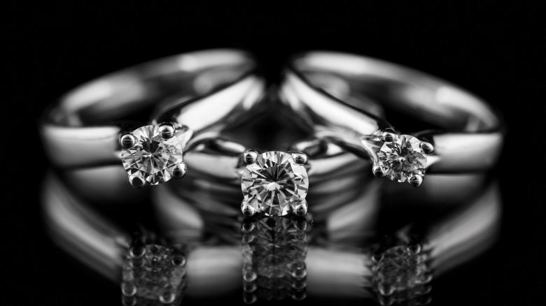 The untold truth of your engagement ring