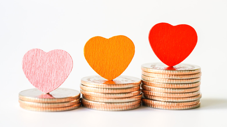 love coins earning love