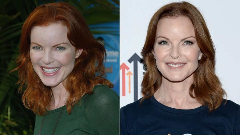 Melrose Place Marcia Cross