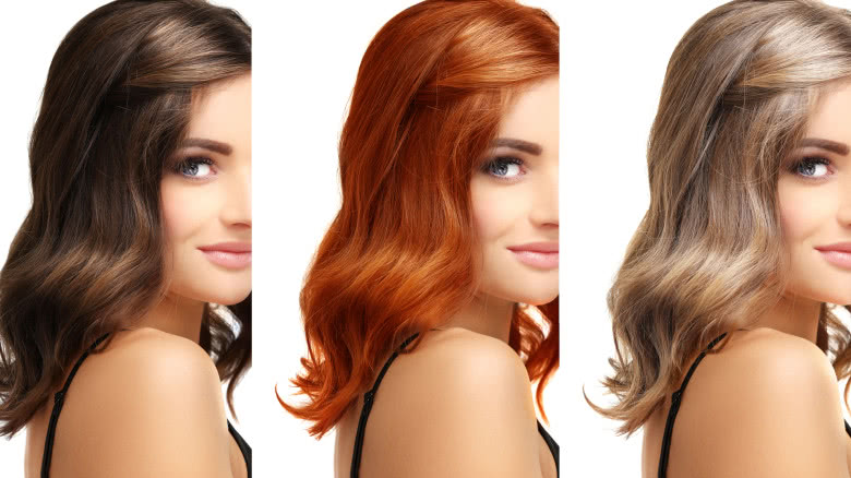 How To Choose The Perfect Hair Color For Your Skin Tone