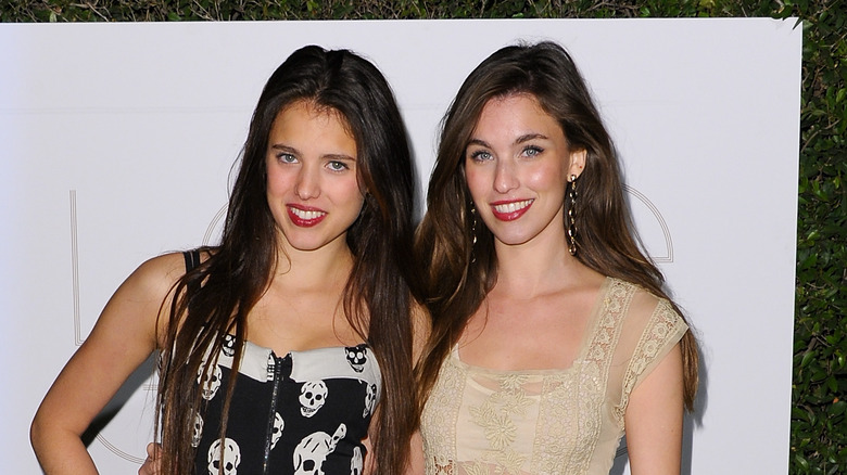 Rainey and Margaret Qualley