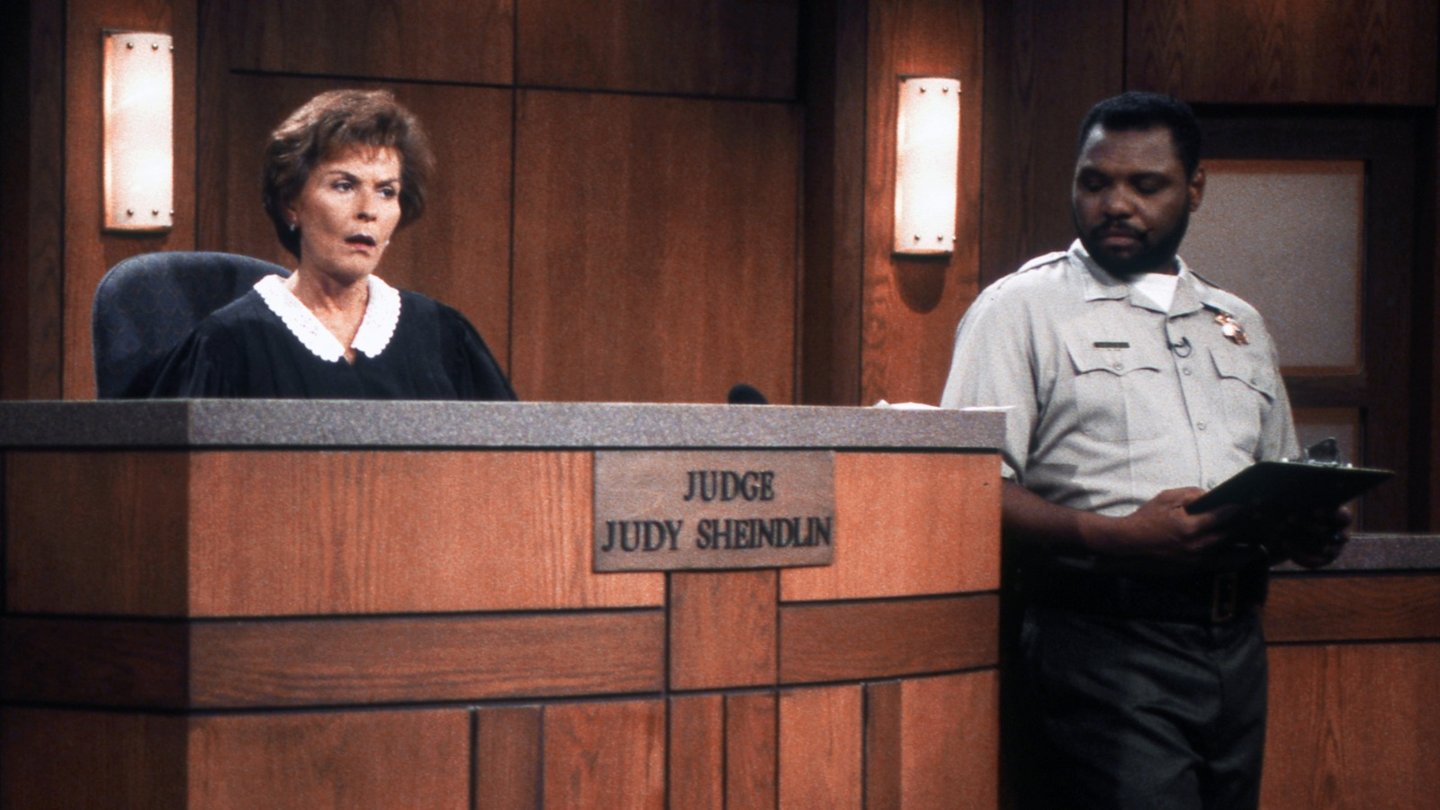 Inside Judge Judy's Friendship With Her Bailiff Byrd