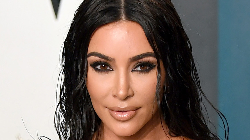 Kim's First Instagram Post Since Filing For Divorce Is Turning Heads