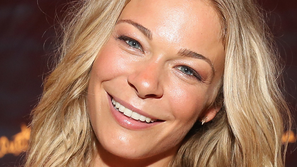 LeAnn Rimes Has A Relatable Crush On This Hollywood Legend