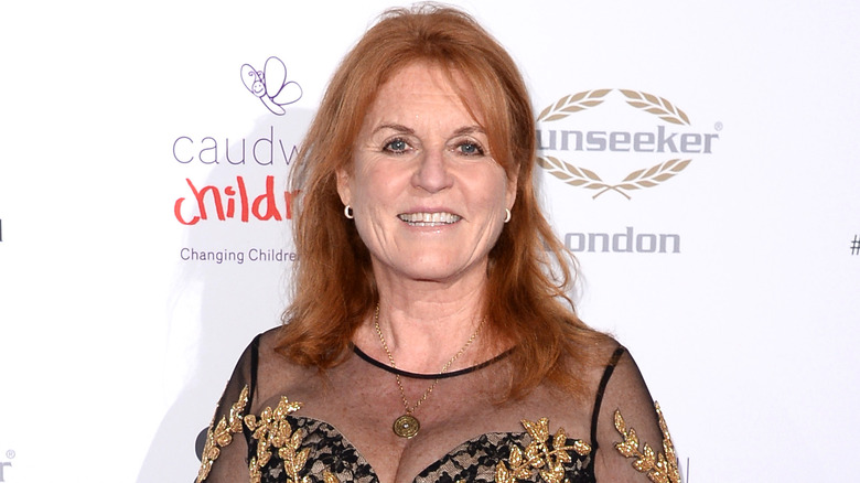 Sarah Ferguson, who was blacklisted by the royal family
