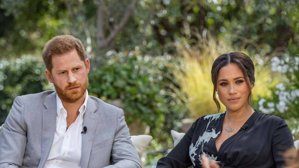 Stunning Things We Learned From Harry & Meghan's Oprah Interview