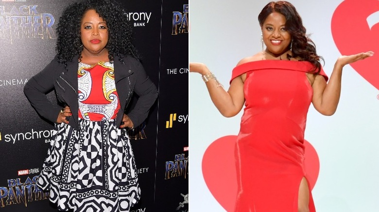 Sherri Shepherd before and after weight loss