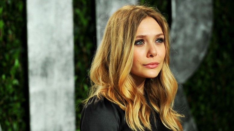 Elizabeth Olsen joins The Late Night with Jimmy Fallon in 2013
