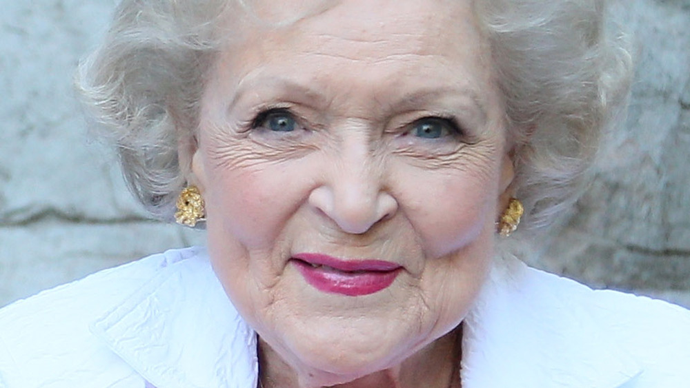 The Truth About Betty White's Childhood Dream To Be A Singer
