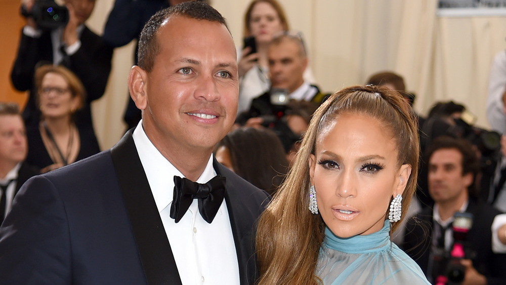 The Truth About Jennifer Lopez And Alex Rodriguez's Relationship