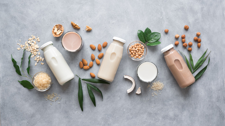 The truth about plant-based milks