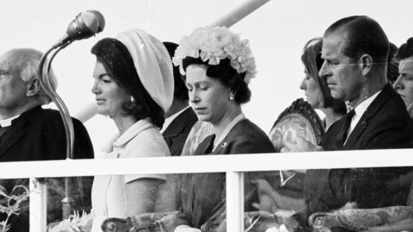 Queen Elizabeth and Jackie Kennedy's real relationship