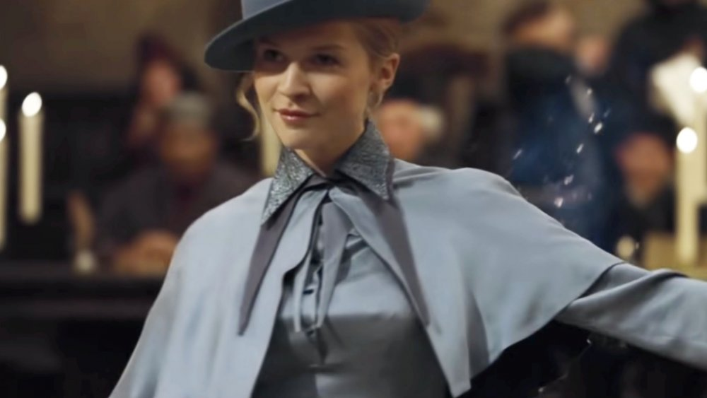 There's a good reason Fleur from Harry Potter looks familiar