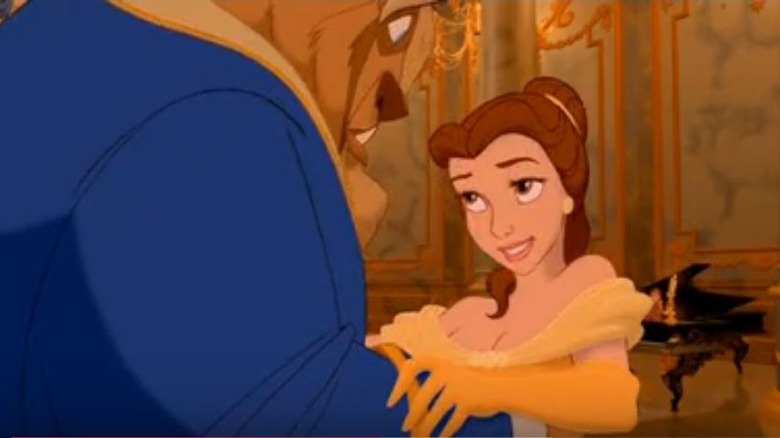 Image result for beauty and the beast 1991 tale as old as time