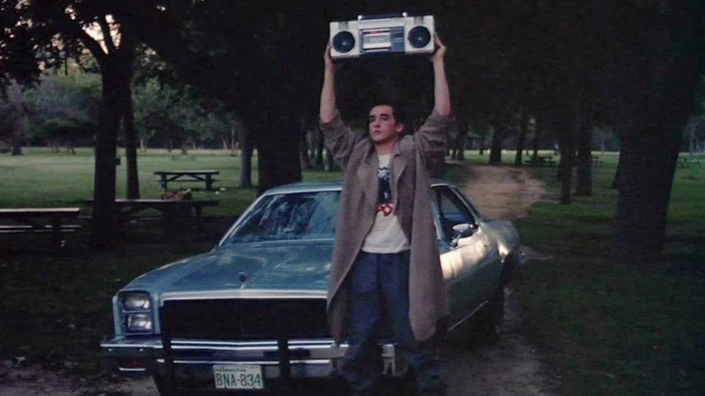 Things only adults notice in Say Anything