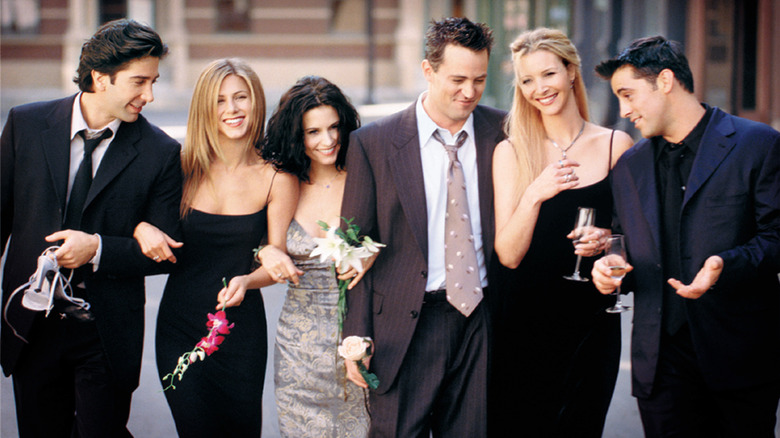 Things you only notice about Friends as an adult