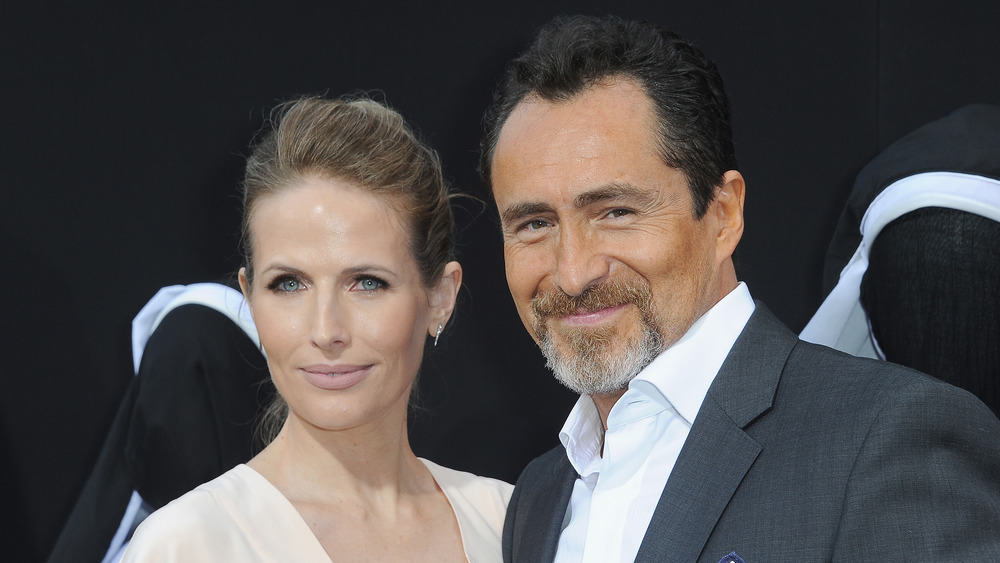 What Demian Bichir Has Been Doing Since His Wife Stefanie Sherk's Death