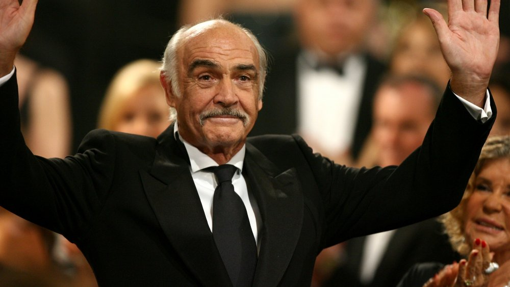 What Sean Connery was doing in his final days