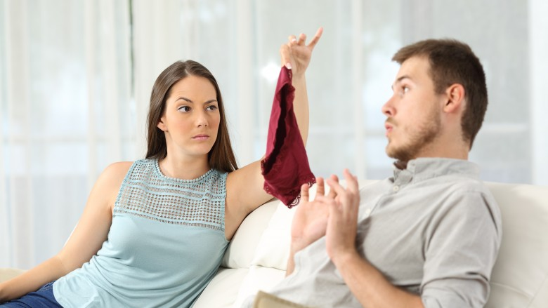 What to do when you catch your partner cheating