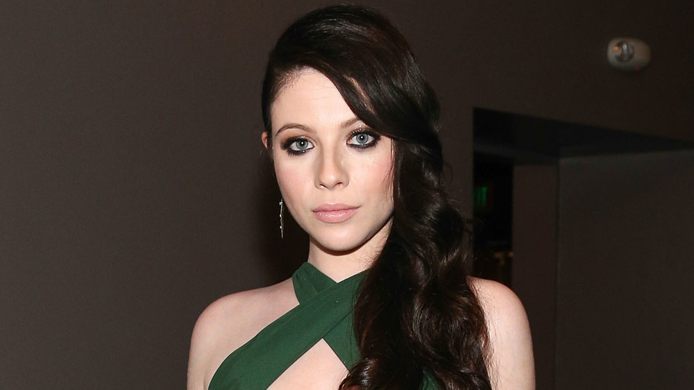 Michelle Trachtenberg at the Killing Kennedy premiere