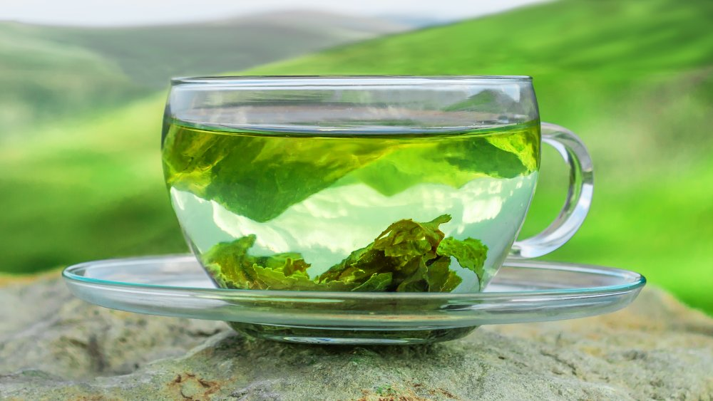 When you drink green tea every day, this is what happens
