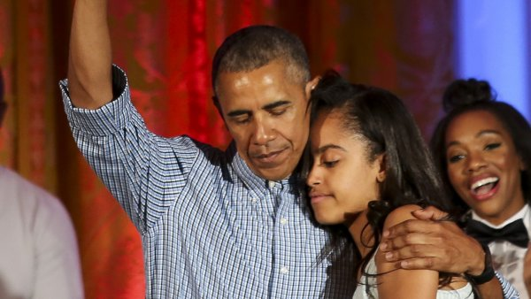 who is obamas daughter boyfriend
