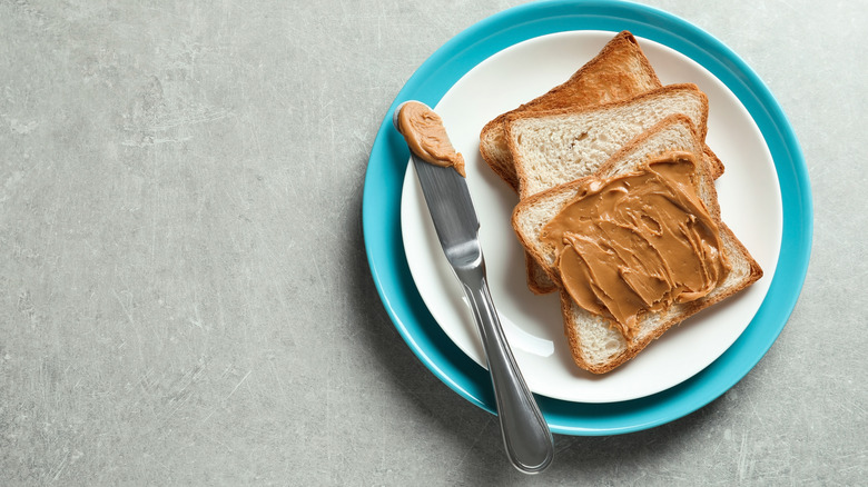 Why eating peanut butter might help you sleep better at night