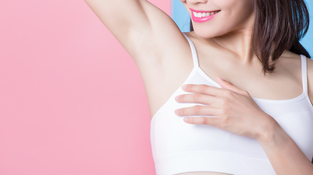 Never pluck your armpit hair. Here's why